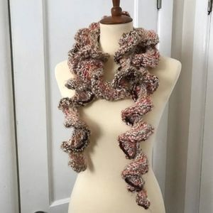 Women's Handmade Knitted Scarf